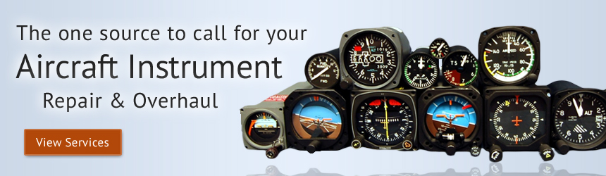 Aircraft Instrument Repair & Overhaul - Houston TX