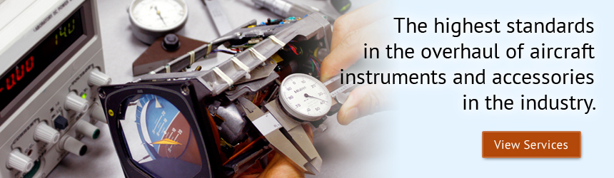 Aircraft Instrument Repair - Houston Aircraft Instruments