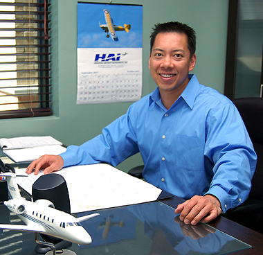 Sailo Lam, Vice-President - Houston Aircraft Instruments