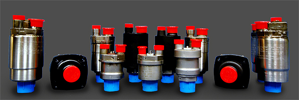 Aircraft Pressure Transmitters